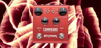 Test: Strymon Compadre, Kompressor-, Boost-Pedal