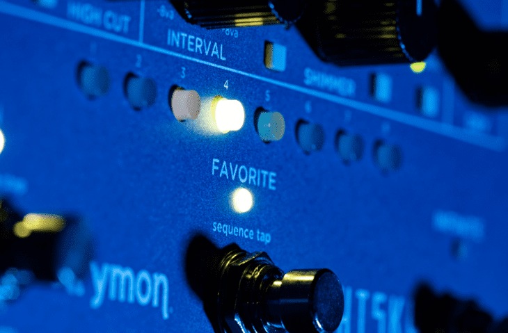 Test: Strymon NightSky, Reverb-Pedal