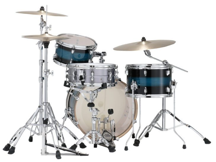 test tama neo mod superstar SHELL KIT MAPLE BLU