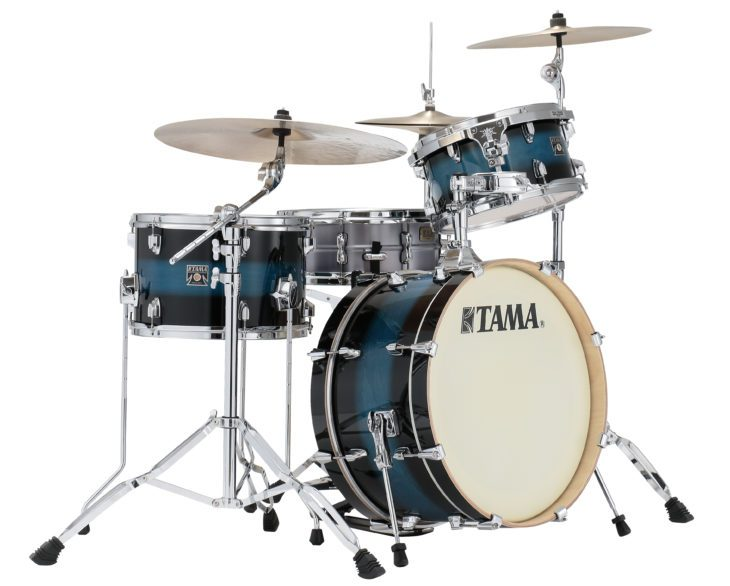 test tama neo mod superstar SHELL KIT MAPLE BLU 2