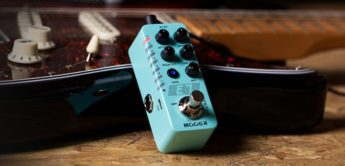Test: Mooer E7, Synthesizer-Pedal