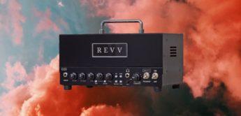 Test: REVV G20, Gitarrenverstärker