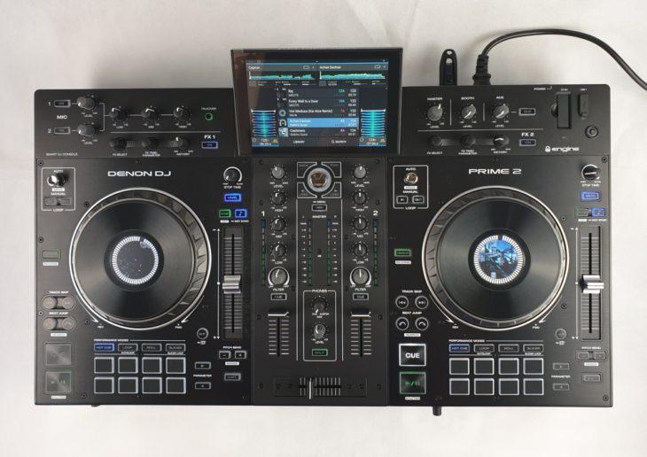 Test: Denon DJ Prime 2 Standalone DJ-System