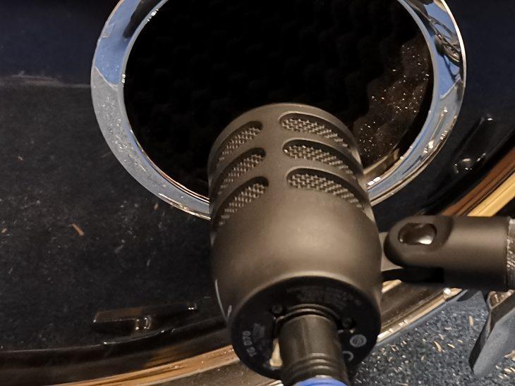 Test: beyerdynamic TG D70 MK II und TG I51 dynamische Mikrofonev Test: beyerdynamic TG D70 MK II und TG I51 dynamische Mikrofone Test: beyerdynamic TG D70 MK II und TG I51 dynamische Mikrofone