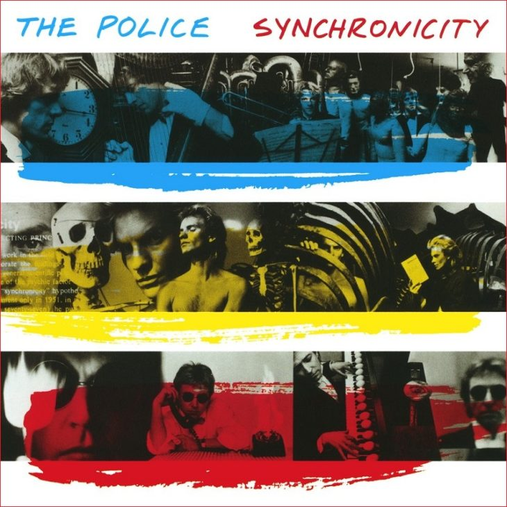 Making of The Police Synchronicity
