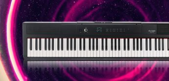 Test: Thomann SP-320, mobiles Digitalpiano