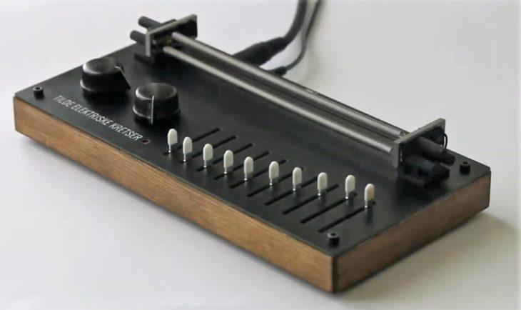 Tilde Elektriske Kretser Fjaerlett – Audio Feedback Instrument
