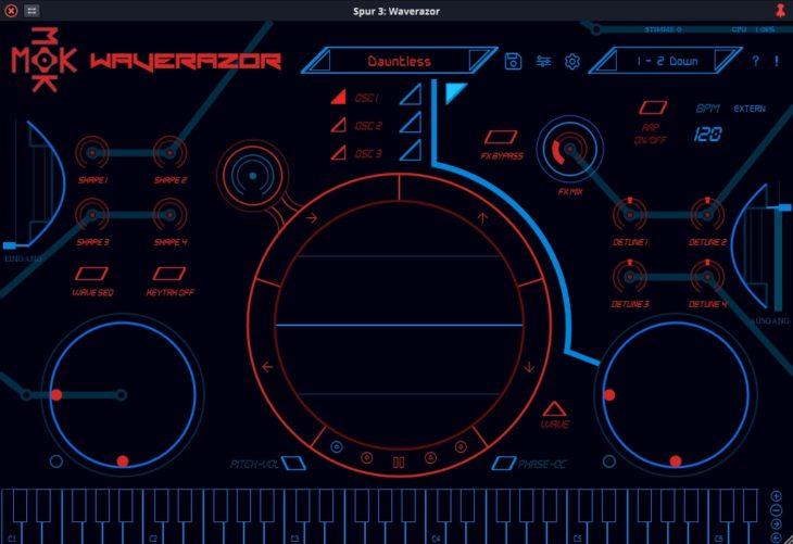 Tracktion Waveform Pro 11