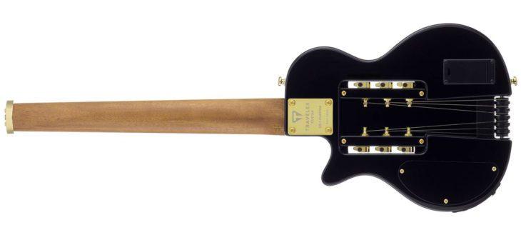 Traveler Guitar EG-1 Custom E-Gitarre back