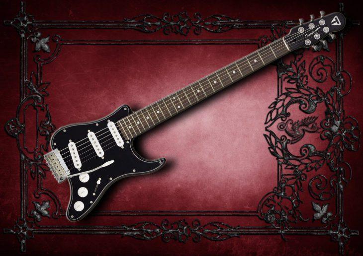 Traveler Guitar Travelcaster Deluxe E-Gitarre