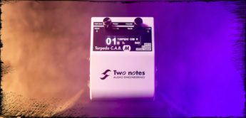 Test: Two Notes Torpedo C.A.B. M Cab Simulator / DI-Box