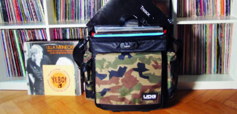 Test: UDG Ultimate SlingBag Trolley DeLuxe DJ-Trolley / DJ-Bag