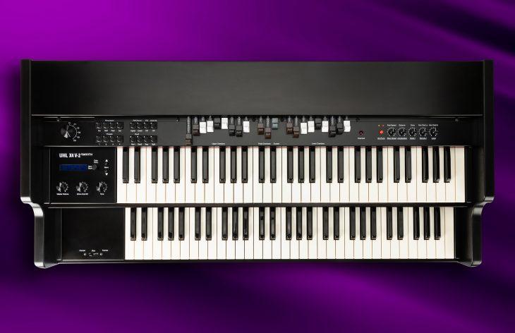 Test: Uhl X4 E-Orgel & Interview Wolfgang Uhl