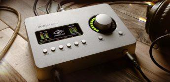 Neues Thunderbolt-/USB-Audiointerface von Universal Audio: Apollo Solo
