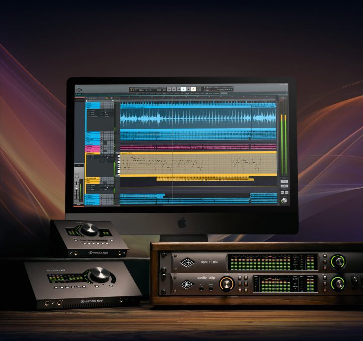universal audio luna 1.1