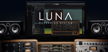 Universal Audio Luna: Update 1.1 mit verbesserten Features