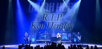 Nachruf: Uriah Heep-Organist Ken Hensley ist tot