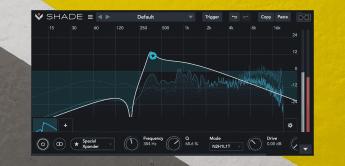 UVI Shade: Filter-Plugin für kreative und abgedrehte Effekte