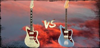 Vergleich Jazzmaster: Fender vs Harley Benton, E-Gitarre