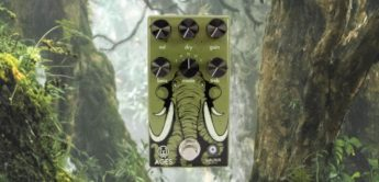 Test: Walrus Audio Ages, Verzerrer-Pedal