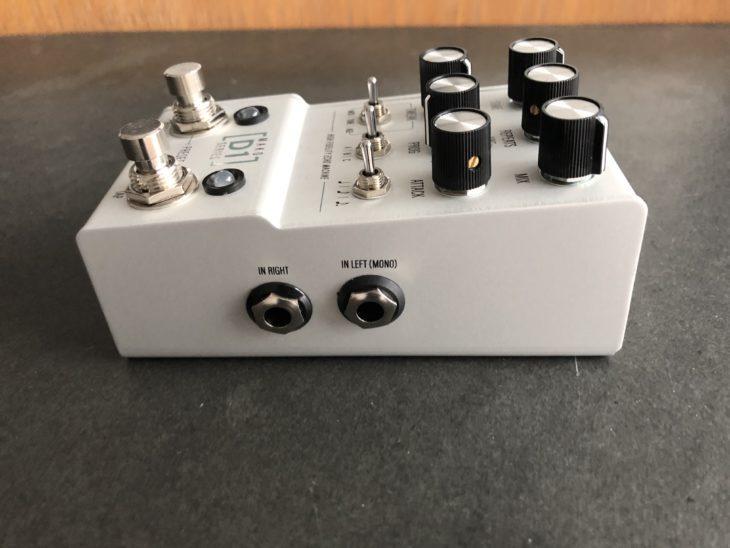 Test: Walrus Audio Mako D1 Delay Pedal