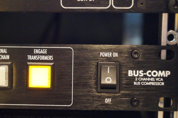 Warm Audio BUS-COMP