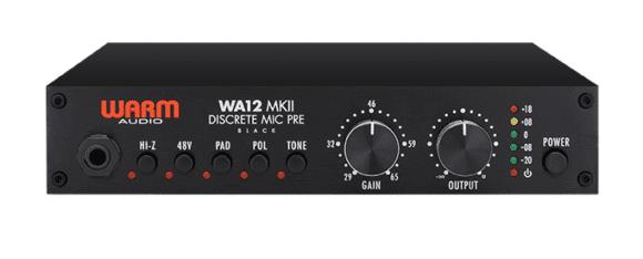 warm audio wa 12 mk2 black 2