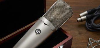 Neuer Neumann Mikrofon-Klon: Warm Audio WA-67
