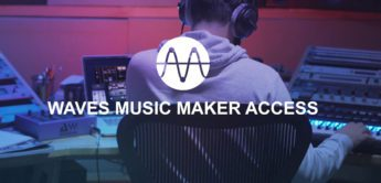 Waves Music Maker Access – Neues Abo Modell für Plugins