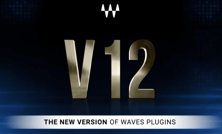 waves v12 daw plugins update