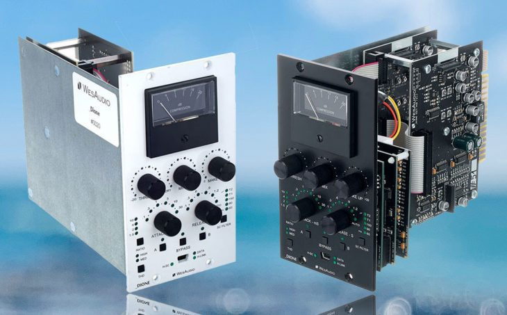 wes audio dione api500 test