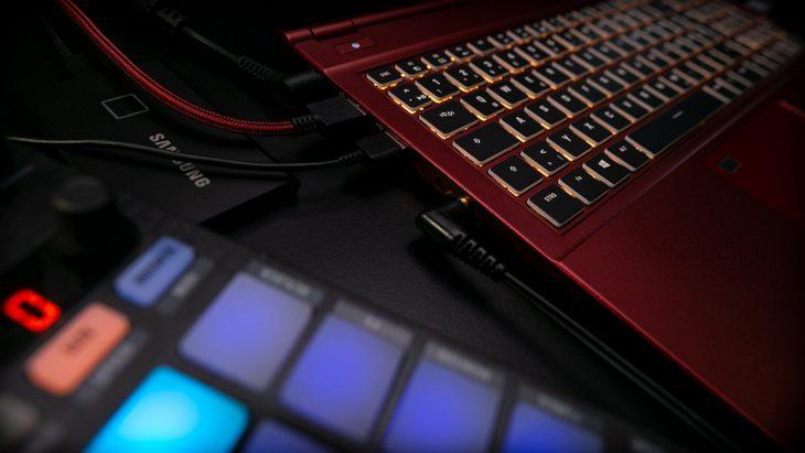 XMG DJ 15