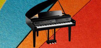 Yamaha präsentiert neue Oberklasse-Digitalpianos CVP 805, CVP 809, CVP 809GP