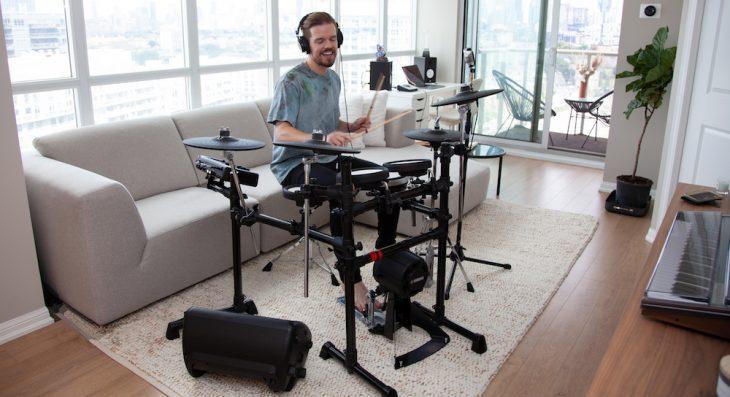 yamaha dtx6 e-drums aufmacher