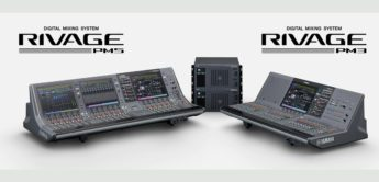 Yamaha präsentiert Rivage PM5 und PM3 Mixing Systeme