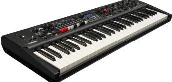 NAMM 2020: Yamaha YC61 Stage-Keyboard mit VCM- & FM-Orgel