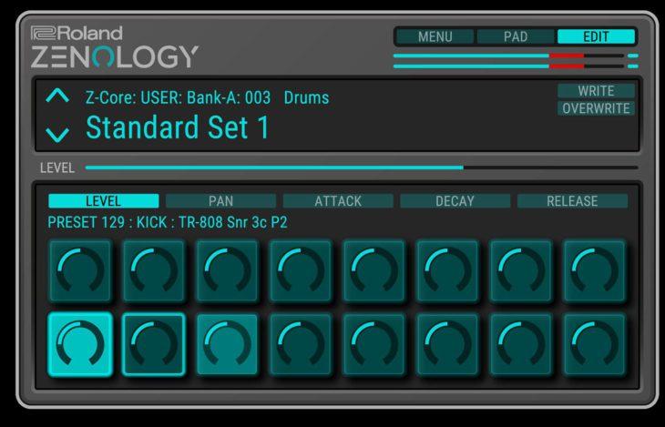roland zenology synthesizer plugin