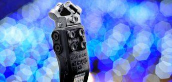 Zoom stellt den neuen H6 Black Handy Recorder vor