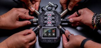 Test: Zoom H8, mobiler Recorder