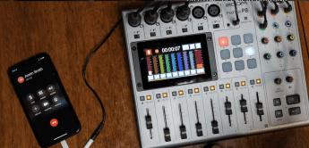 Podcasts, Live Streams & Aufnahmen leicht gemacht: Zoom PodTrak P8