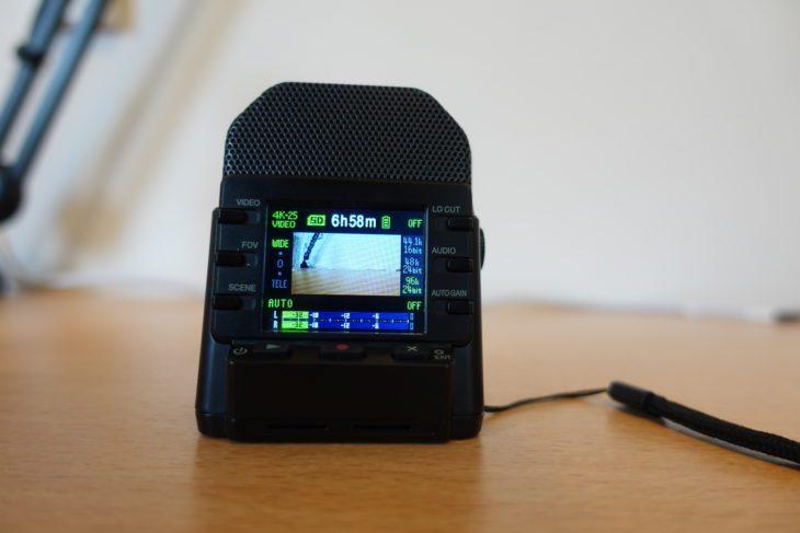 Zoom Q2n-4K Display