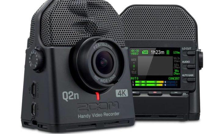 Zoom Q2n-4K komplett