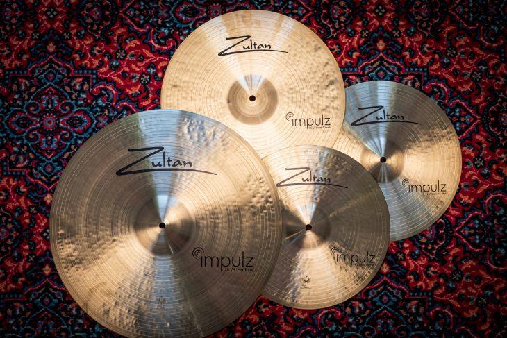 zultan cymbals impulz set test