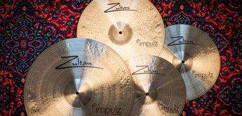 Test: Zultan Impulz, Schlagzeug Beckenset
