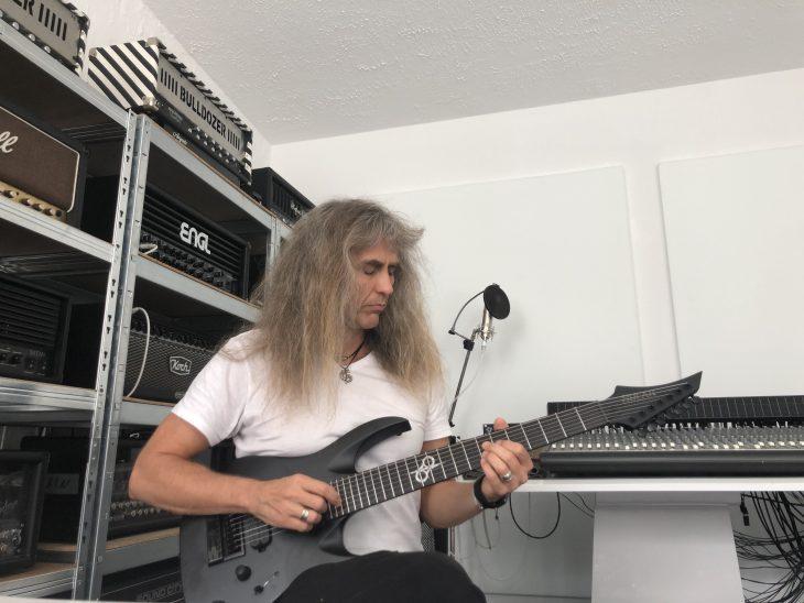 05-Solar Guitars A1 7C Test