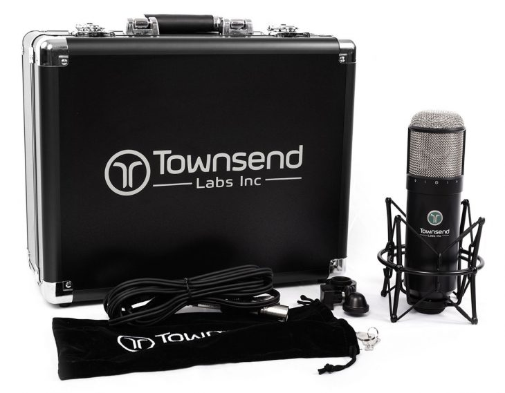 Townsend Labs Sphere L22, Microphone Modeling System, 1.5 Software Update