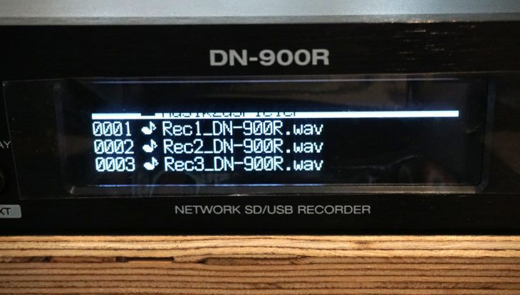 Denon DN-900R