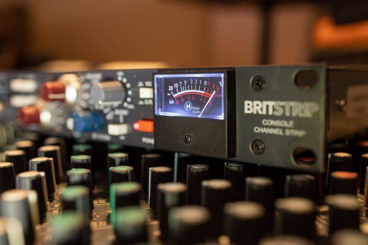 Heritage Audio Britstrip