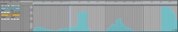 Live Automation MIDI-Breath-CC