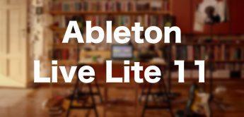 Ableton Live Lite 11 – Update für die Einsteiger-DAW